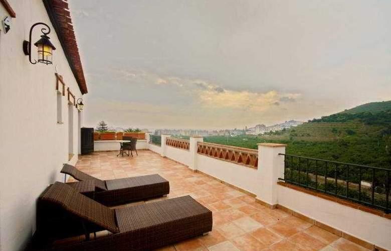 OC La Santa Cruz Resort & SPA - Terrace - 12