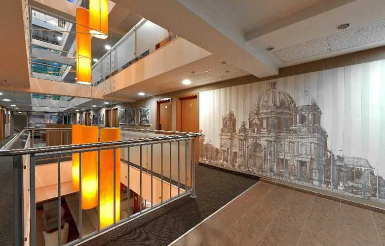 Europa City Vilnius - Hotel - 14