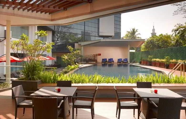 Gran Meliá Jakarta - Pool - 3