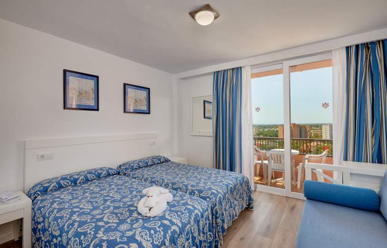 Hyb Eurocalas by Garden Hotels - Room - 2