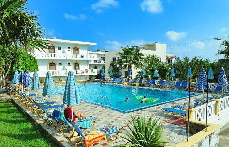Paloma Garden and Corina Hotel - Hotel - 0