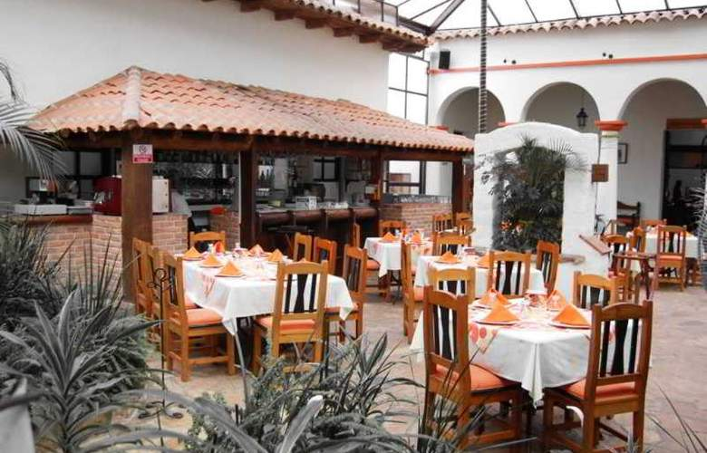 Plaza Magnolias - Restaurant - 5
