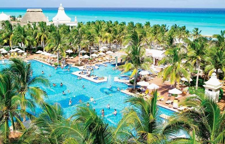 Riu Palace Riviera Maya - Pool - 9