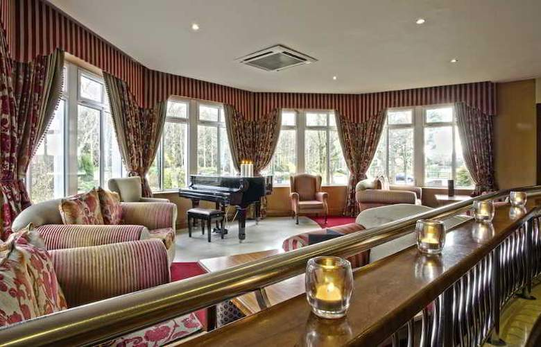 Fitzgeralds Woodlands House Hotel & Spa - Bar - 3