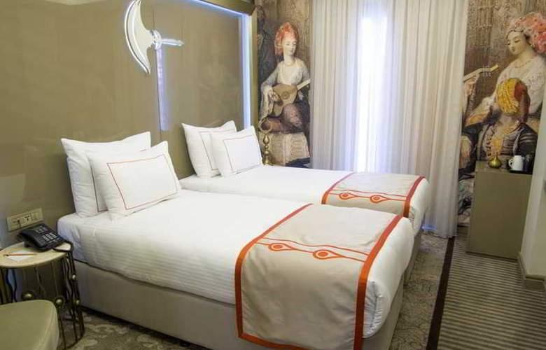 Peyk Hotel - Room - 1