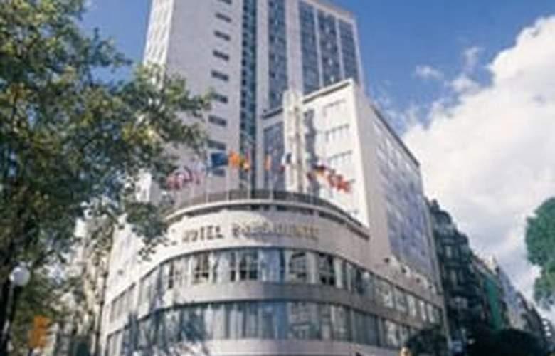 NH Hesperia Barcelona Presidente - Hotel - 0