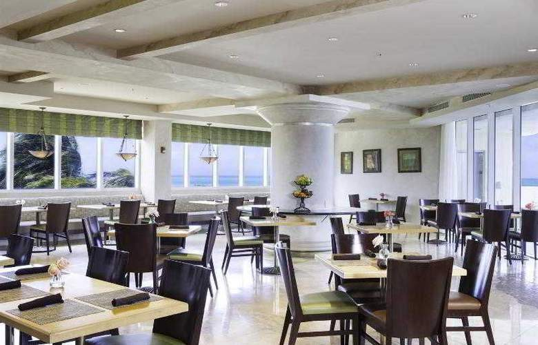 DoubleTree Ocean Point Resort & Spa - Restaurant - 6