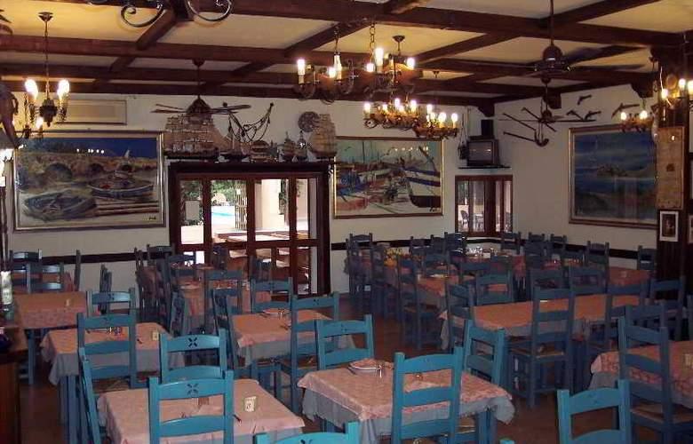 Camp Torre Del Porticciolo - Restaurant - 29