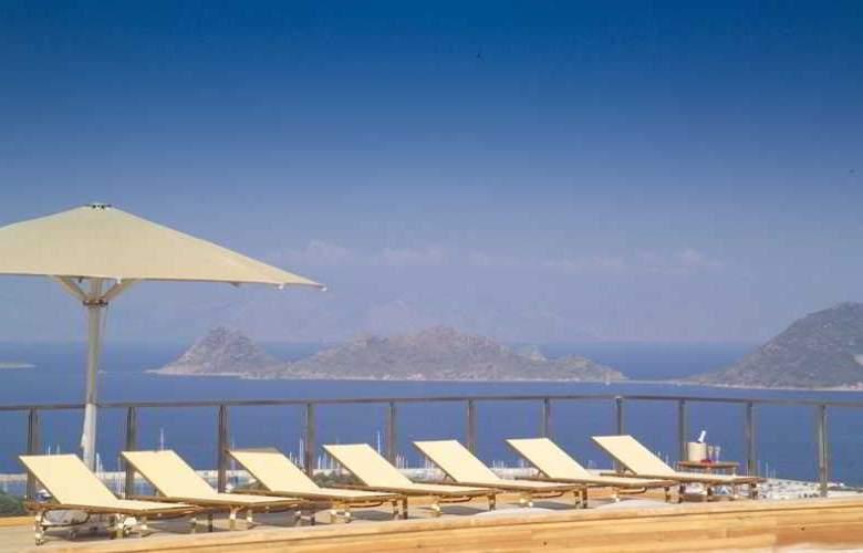 Karaca Resort Bodrum - Terrace - 12