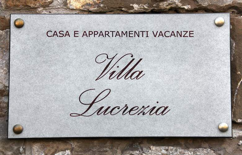 Villa Lucrezia Firenze - Hotel - 0