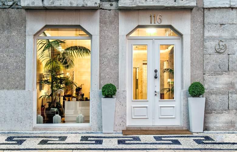 Lisboa Prata Boutique Hotel - Room - 11