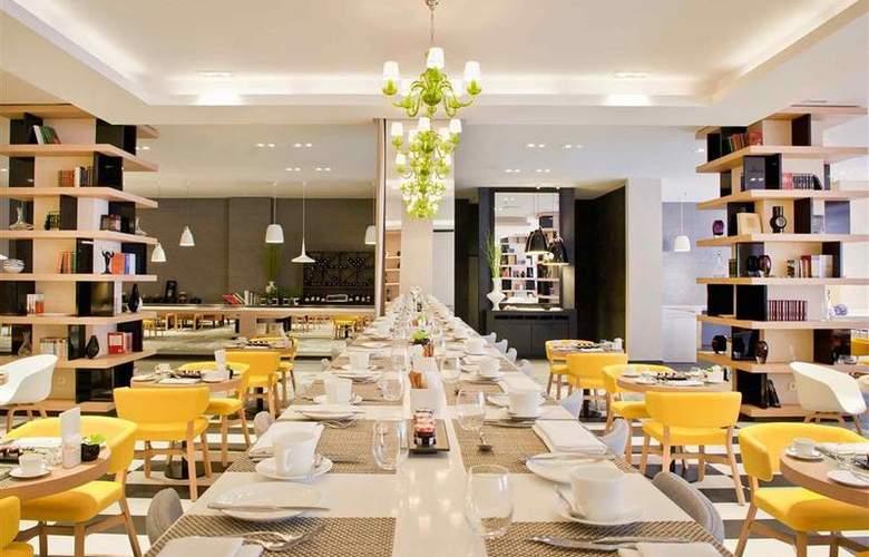 Sofitel Warsaw Victoria - Restaurant - 35