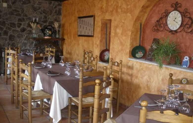 Complejo Peñafiel Caceres - Restaurant - 3