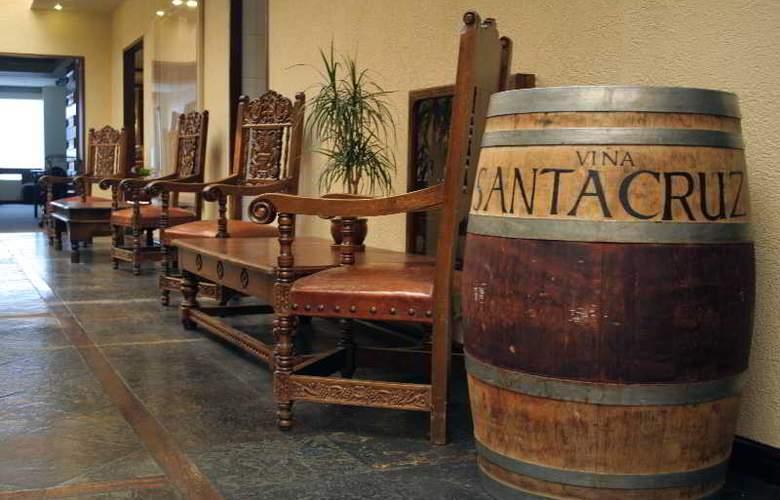 Almacruz Hotel y Centro de Convenciones - General - 9