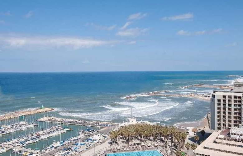 Herods Hotel Tel-Aviv - Beach - 21