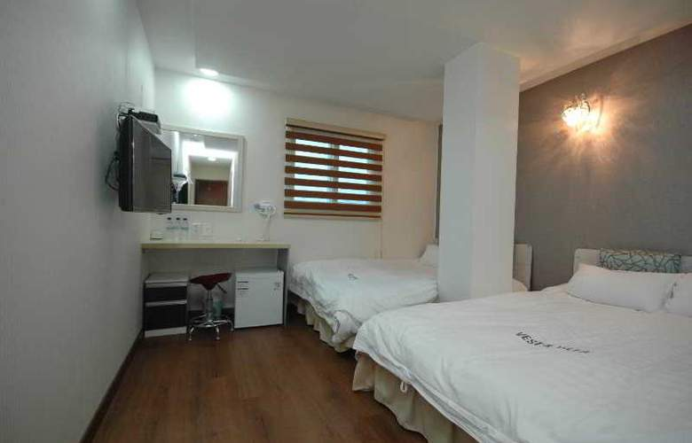 Vestin Villa Myeong-Dong Guest House - Room - 9