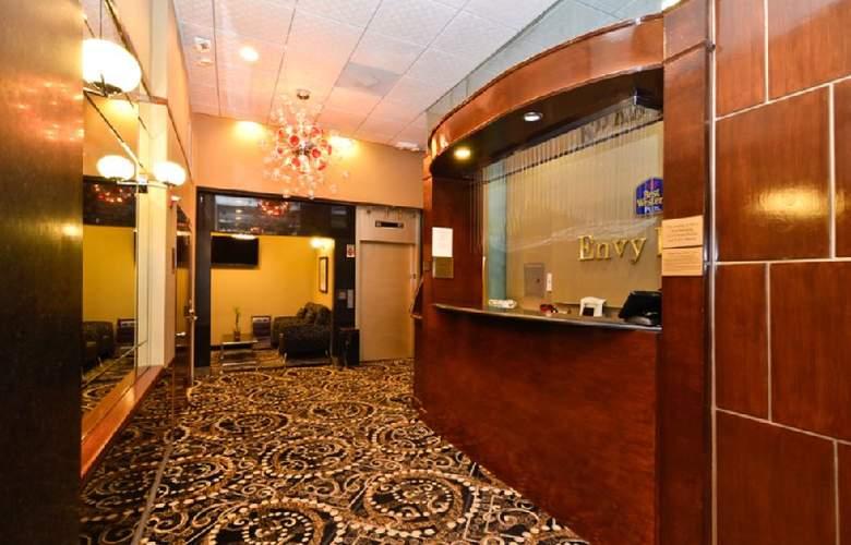 Best Western Plus Envy Hotel - Hotel - 0