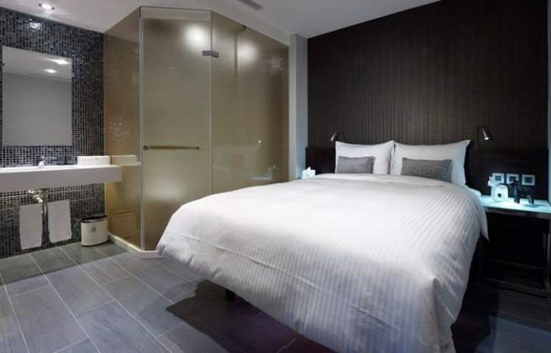 Beauty Hotels Taipei - Hotel B6 - Room - 2