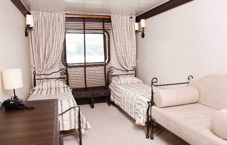 Art-Hotel Bakkara - Room - 5