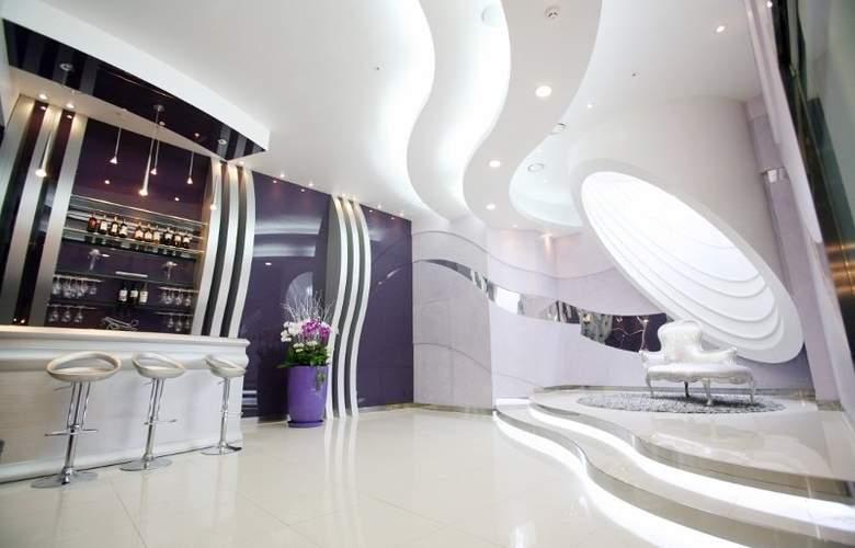 New Hilltop Hotel - Bar - 3