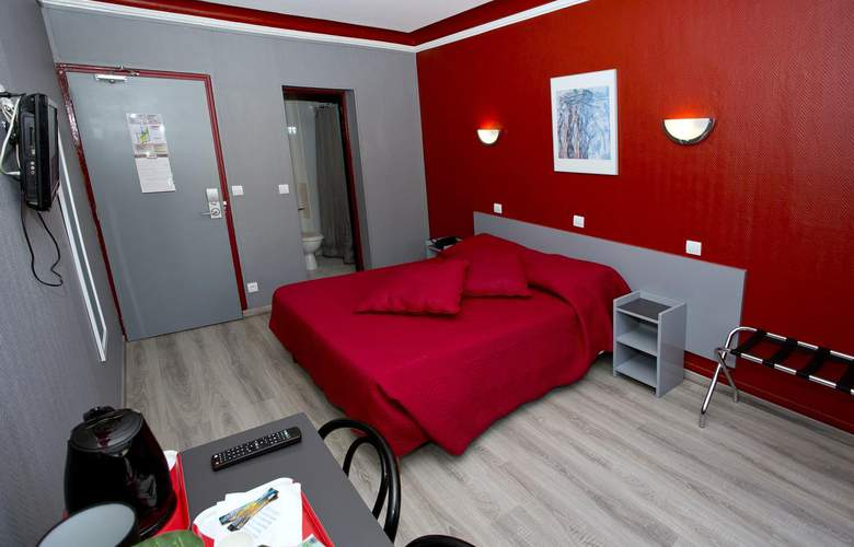 Hipotel Paris Voltaire Bastille - Room - 6