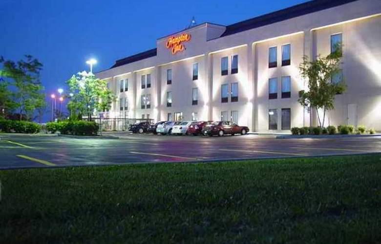 Hampton Inn by Hilton Toronto Mississauga - Hotel - 13