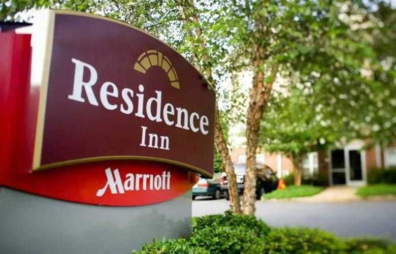 Residence Inn Asheville Biltmore - Hotel - 0