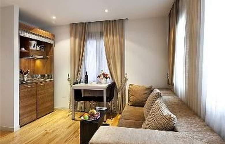 Taximtown Gumussuyu Residence - Room - 4