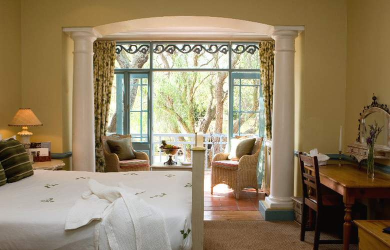 Franschhoek Country House & Villas - Room - 5
