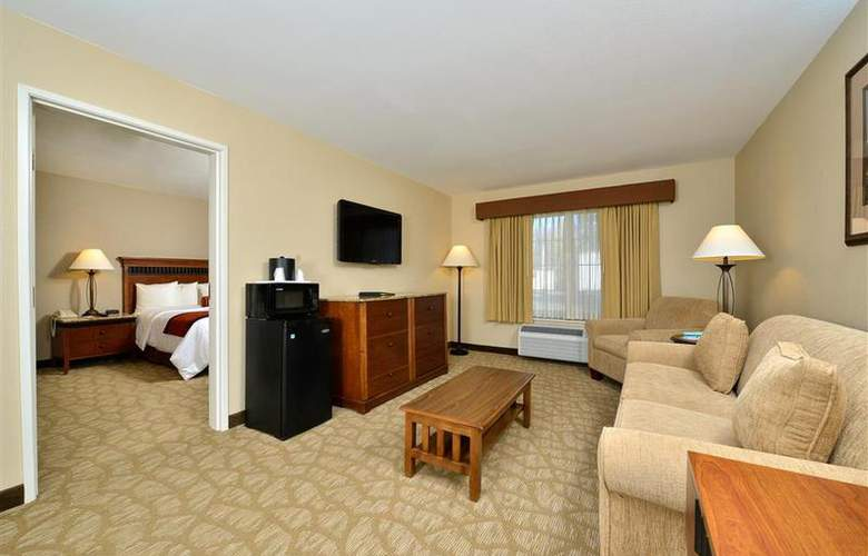 Best Western Denver Southwest - Room - 52