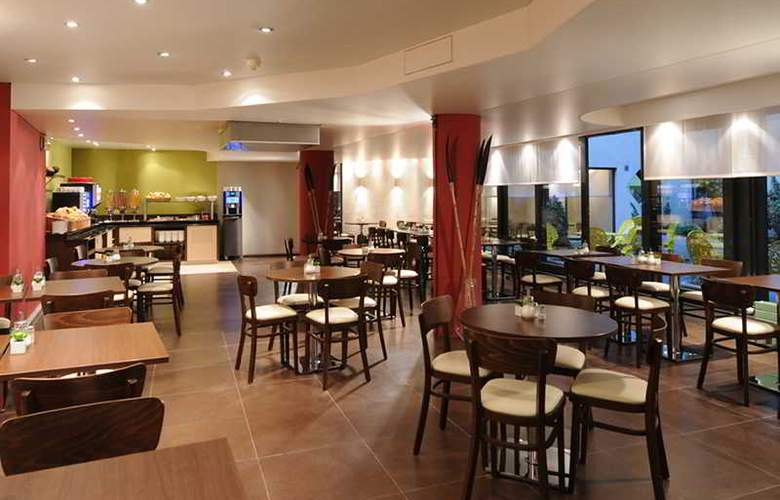 Leonardo Antwerpen - Restaurant - 11