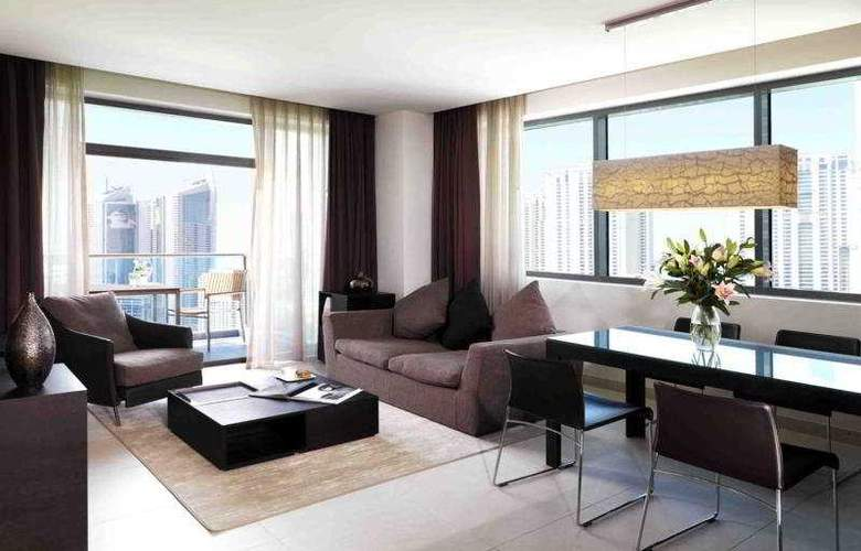 Radisson Blu Residence Dubai Marina - Room - 1