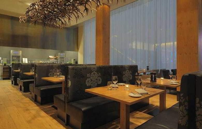 Radisson Blu Hotel Zurich Airport - Restaurant - 5