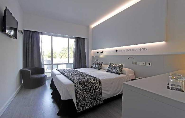 BG Hotel Pamplona - Room - 3
