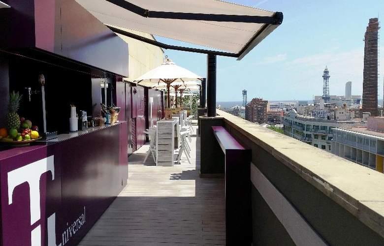 Barcelona Universal - Bar - 74