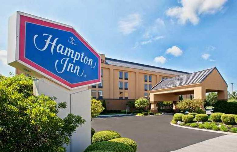 Hampton Inn Lima - Hotel - 9