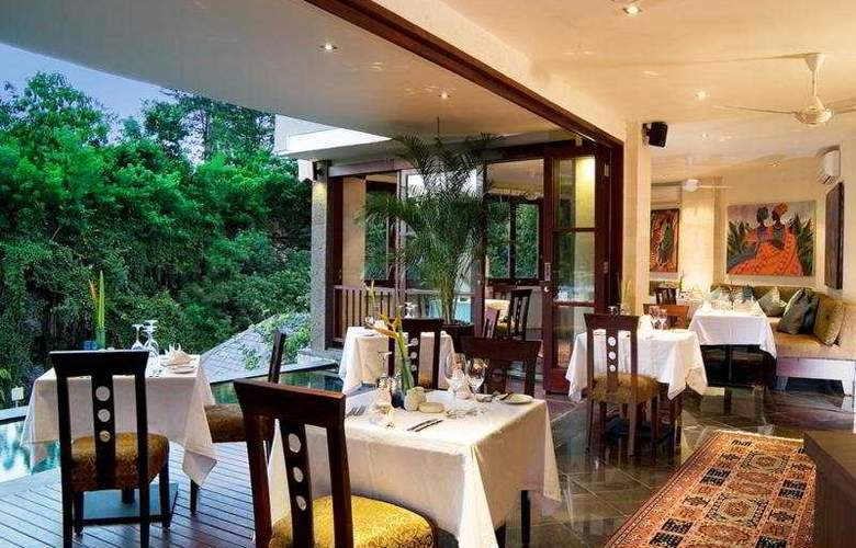 Gending Kedis Luxury Villas & Spa Estate - Restaurant - 8