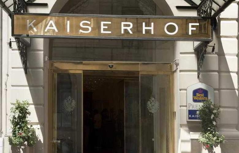 Kaiserhof Wien - Hotel - 40