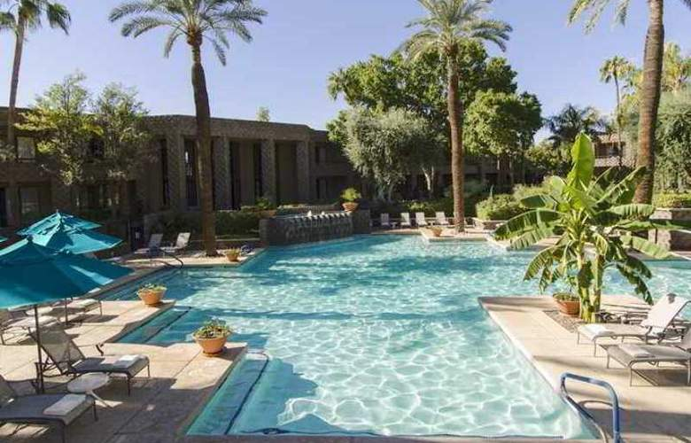 DoubleTree Resort by Hilton Hotel Paradise Valley - Hotel - 9