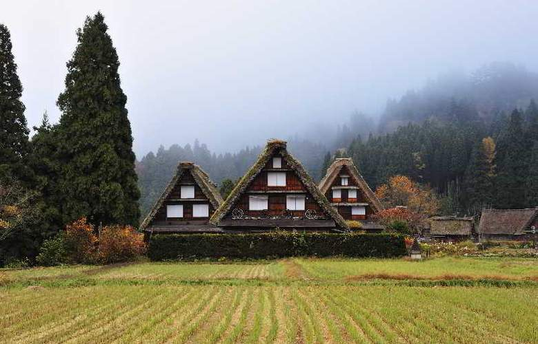 Hodakaso Yamanoiori - Hotel - 12
