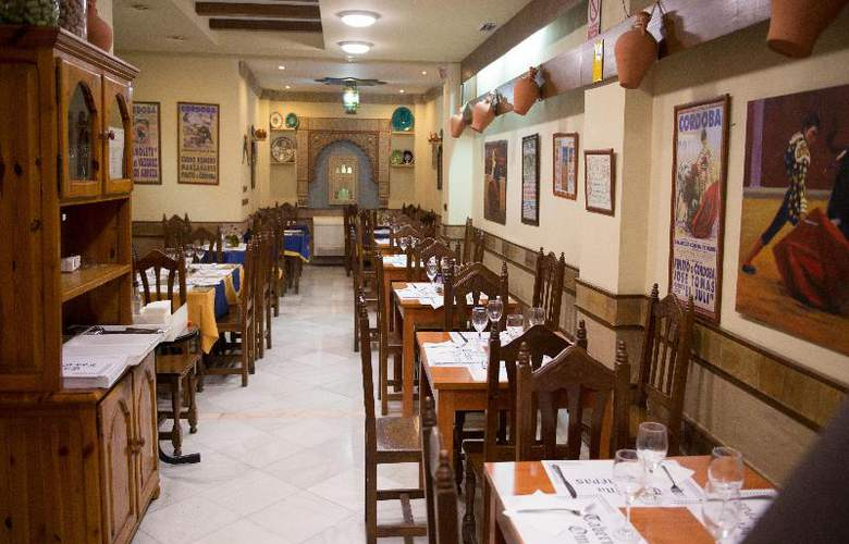 Los Omeyas - Restaurant - 20