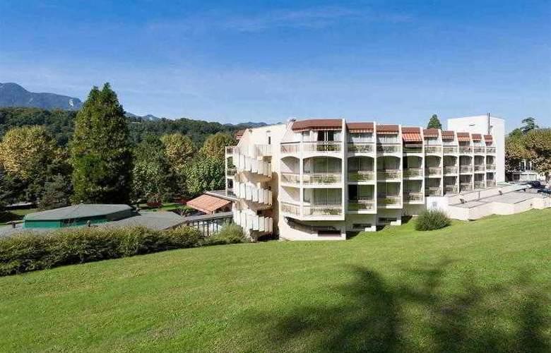 Mercure Thalassa Aix-Les-Bains Ariana - Hotel - 4