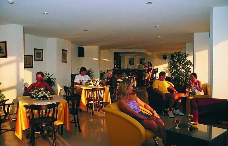 Tuntas Apartments Kusadasi - Bar - 4