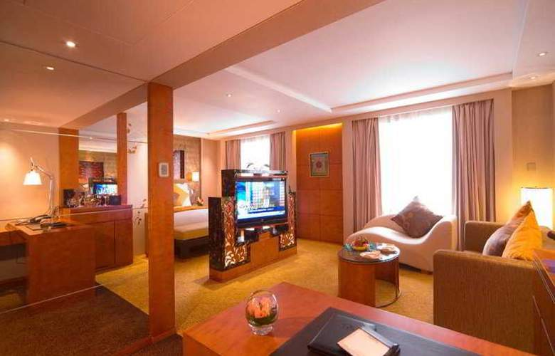 China Hotel, A Marriott Hotel - Room - 1
