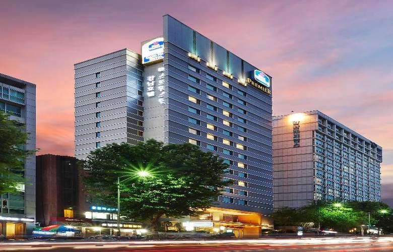 Best Western Premier Gang Nam - Hotel - 13