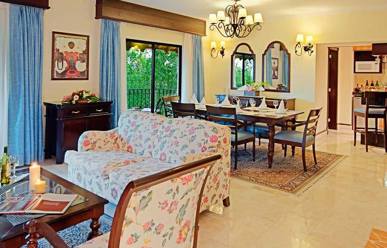 Royal Level at Occidental Cozumel - Room - 7