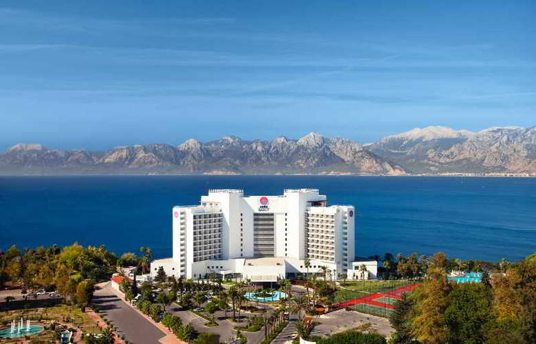 Akra Barut - Hotel - 7