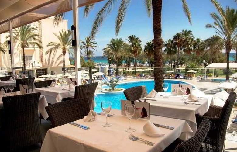 Castell De Mar Hotel Sentido - Restaurant - 15