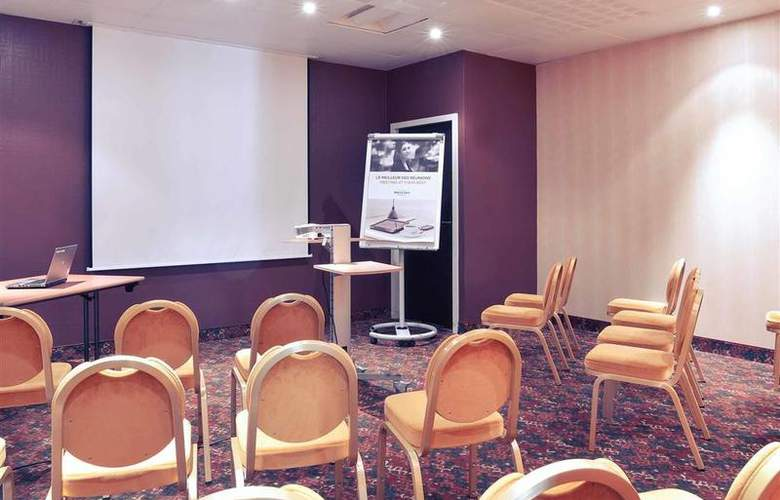 Mercure Auxerre Nord - Conference - 55