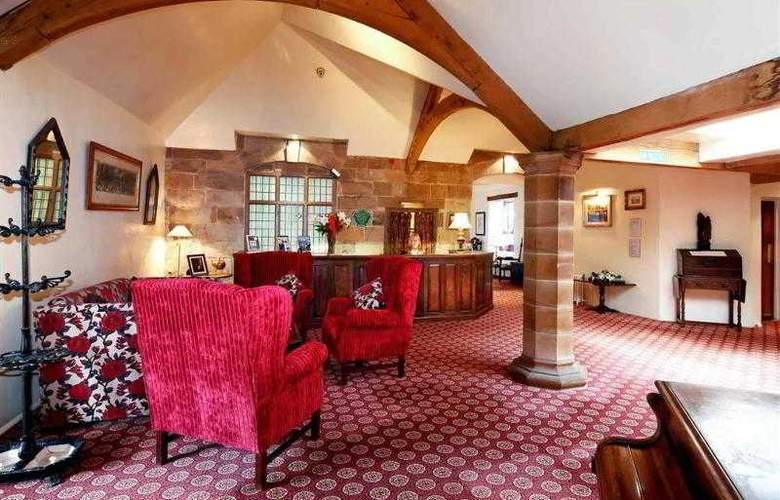 Mercure Telford Madeley Court Hotel - Hotel - 10